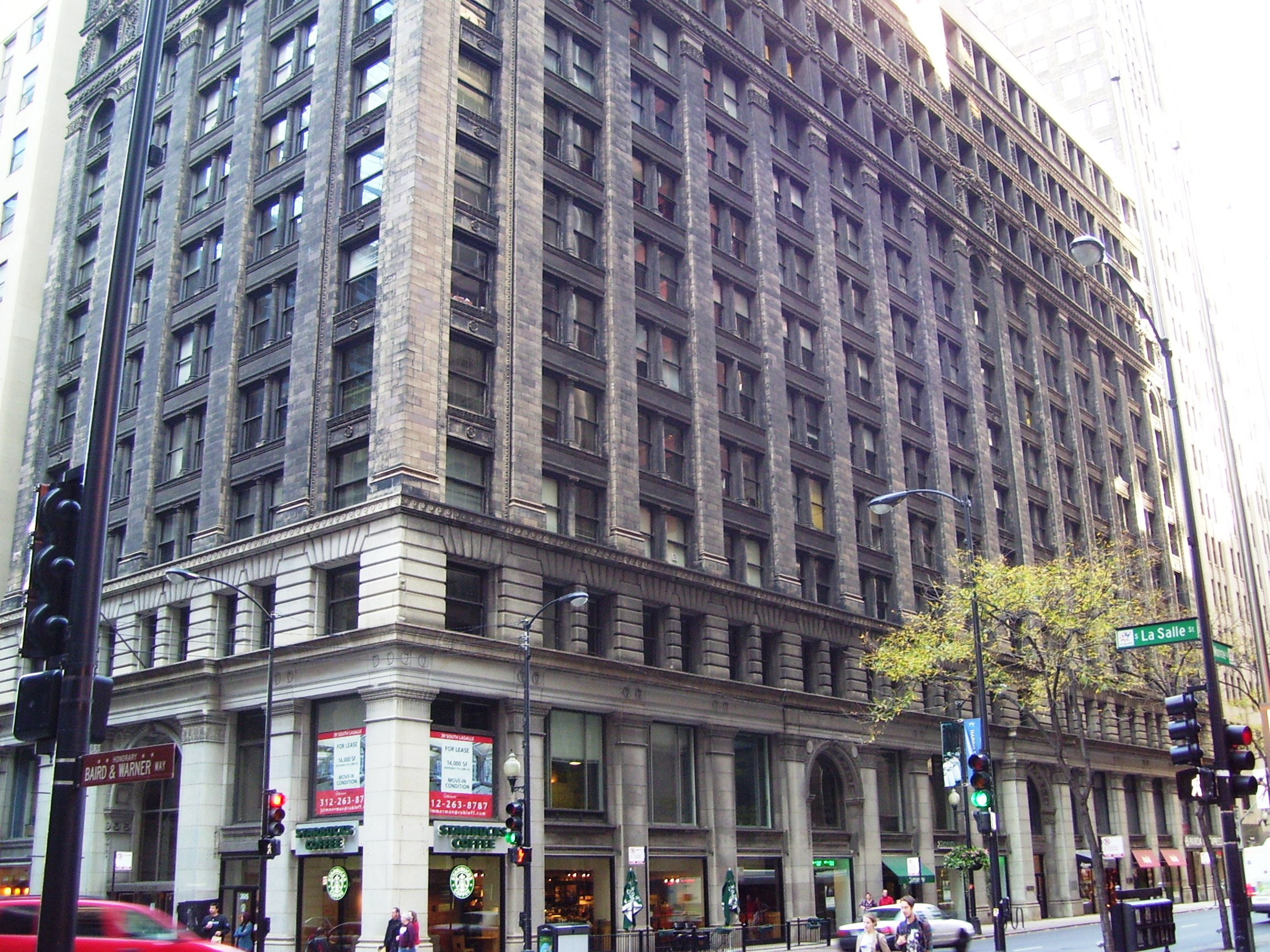 new york life building Chicago