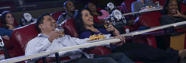 Block 37 to get amc dine in movie theater chicago New jersey dine in theatre