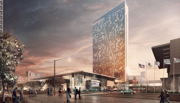 Mccormick Place Event Center Project Receives 150 Million