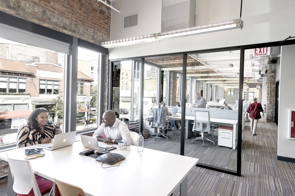 Premier design build group llc wraps up phase ii of the for Innovation consulting chicago