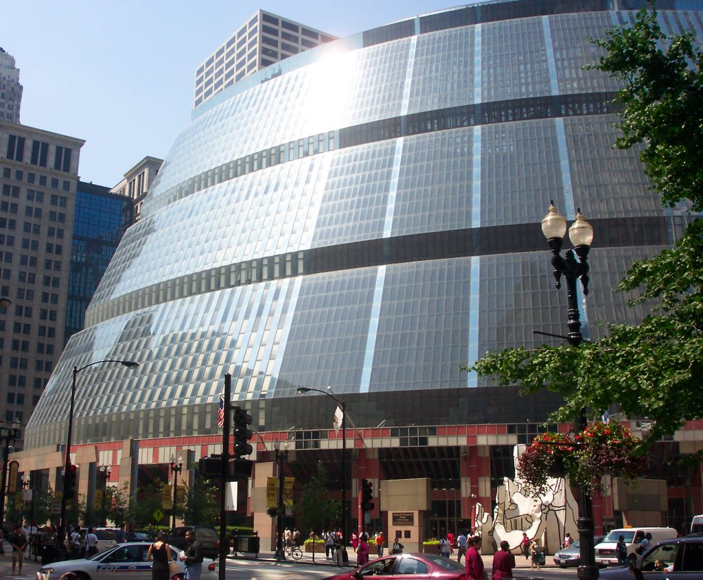 James R Thompson Center
