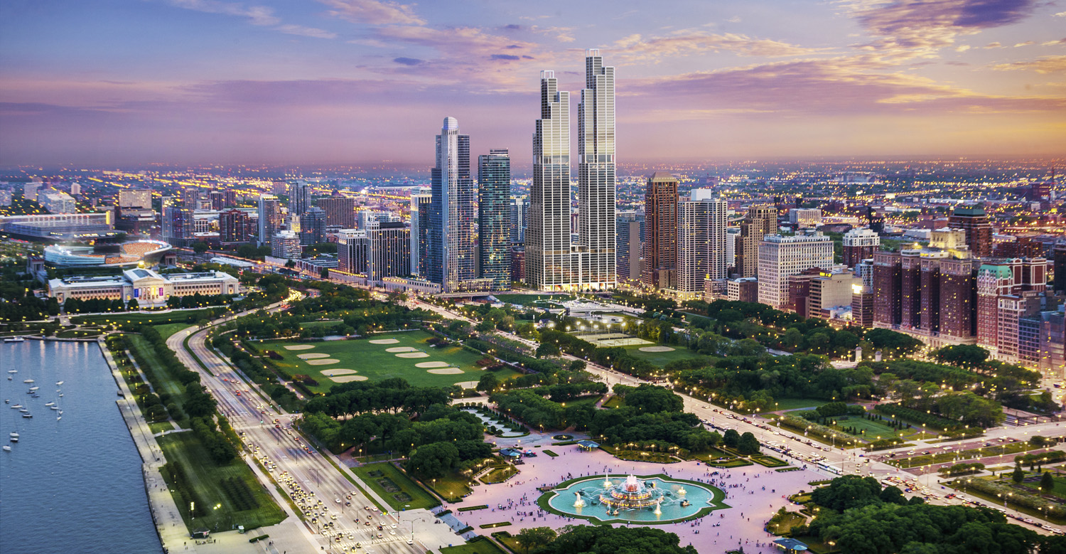 Crescent Heights Starts South Loop Apartment Tower Construction Chicago Construction News