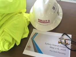 safety stand down image