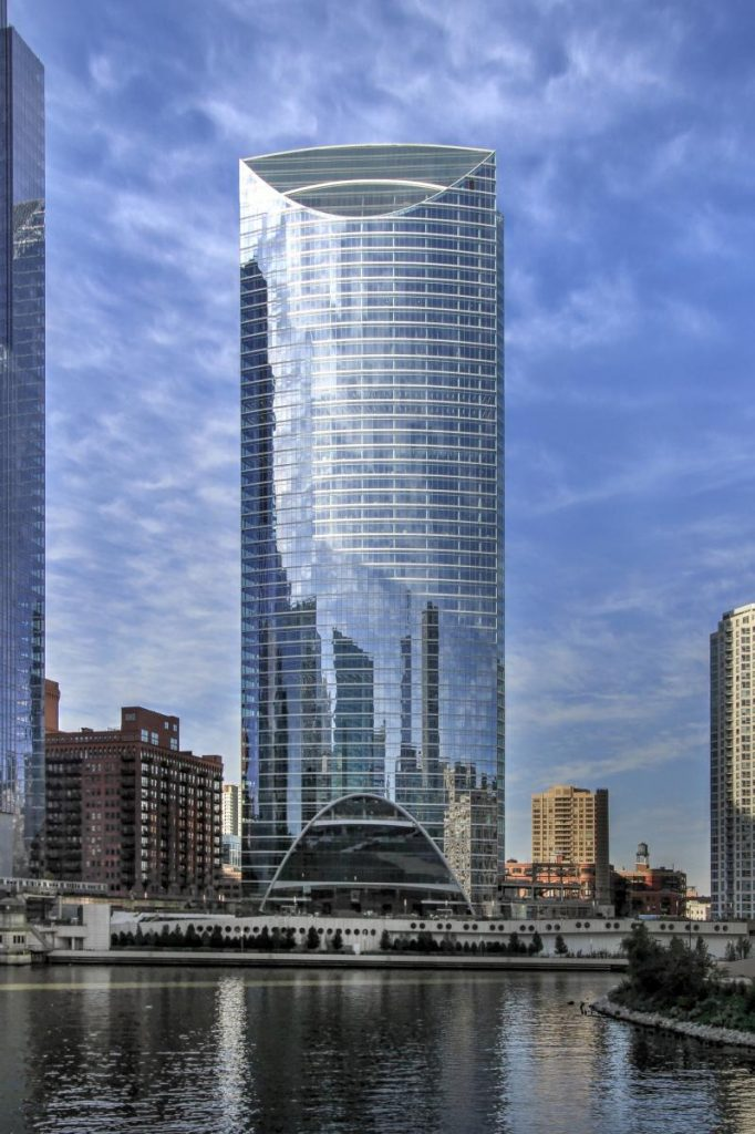 River point tower
