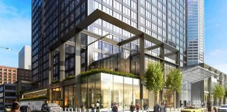blackstone group rendering willis tower
