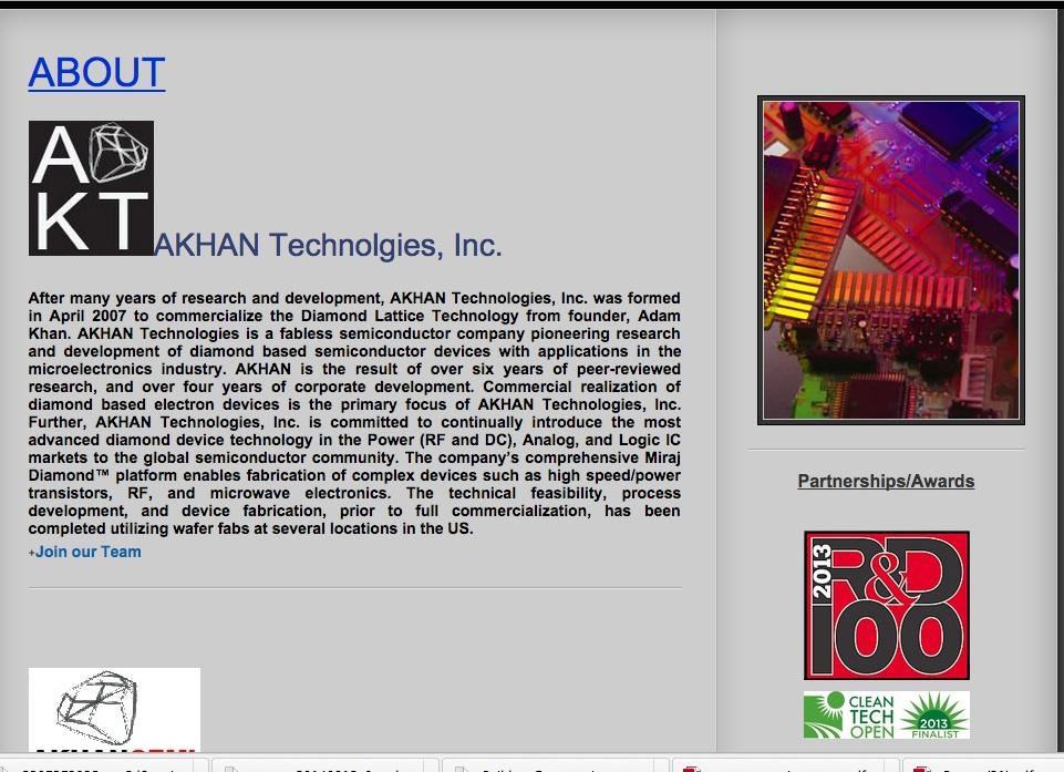 Akhan Technologies image