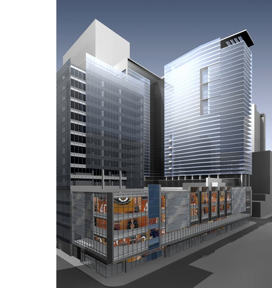 Block 37 rendering