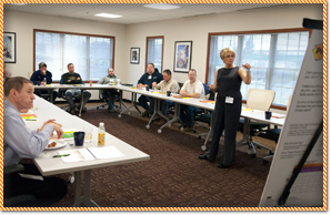 Mca chicago teams up with the horton group to teach course for Mca construction