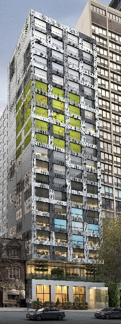 chicago hotel Streeterville