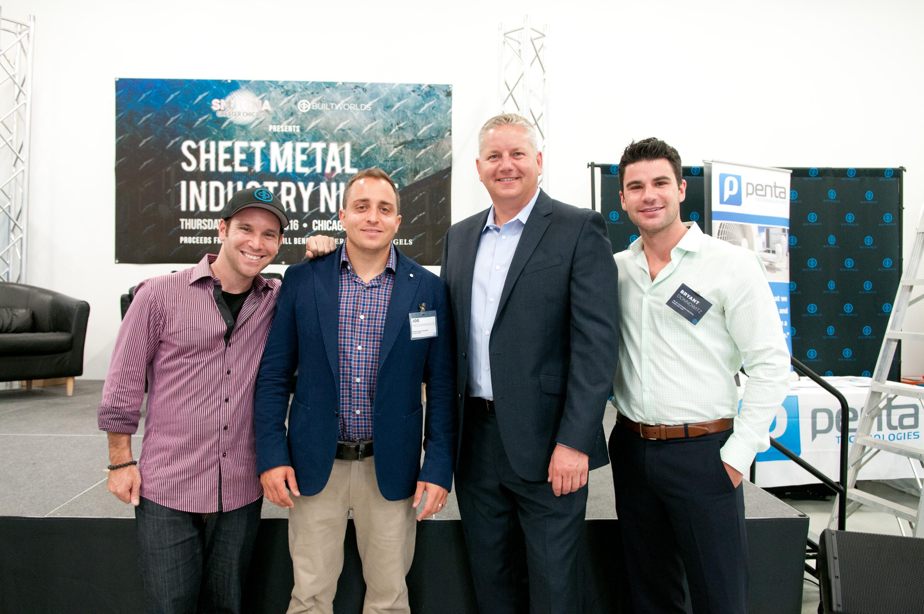 sheet metal event