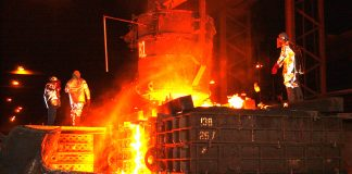 steel foundry us