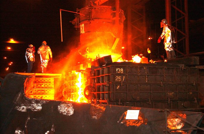 steel foundry us