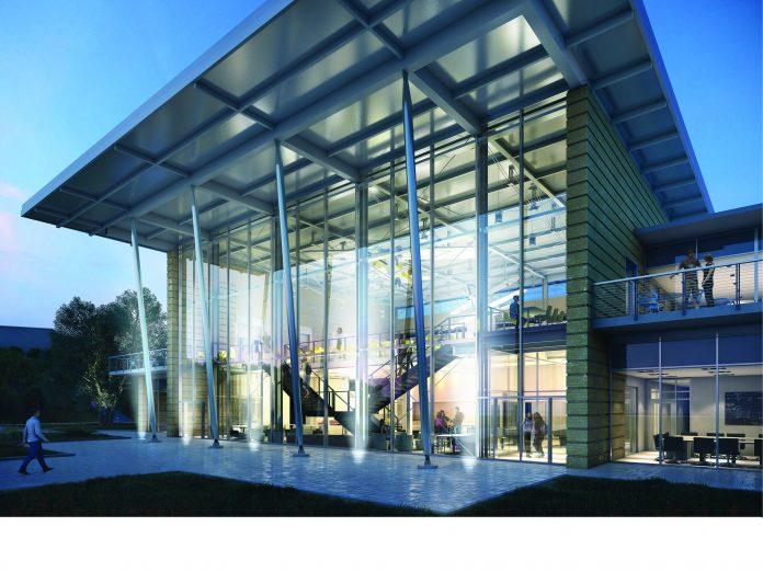 Lewis University student center