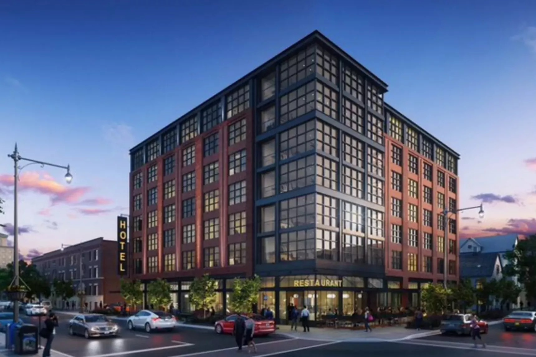 New 20 million boutique hotel to rise in hyde park for New hotels in chicago