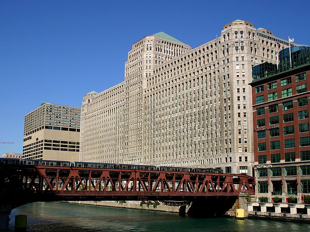 River norrth point chicago