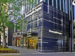 ERMENEGILDO ZEGNA CORNER NEIMAN MARCUS 737 N Michigan Ave, Chicago, United state