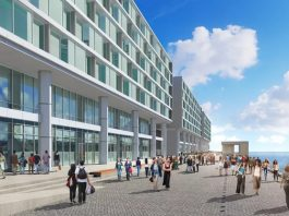 Navy Pier hotel project