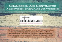 cagc contracts aia announcement