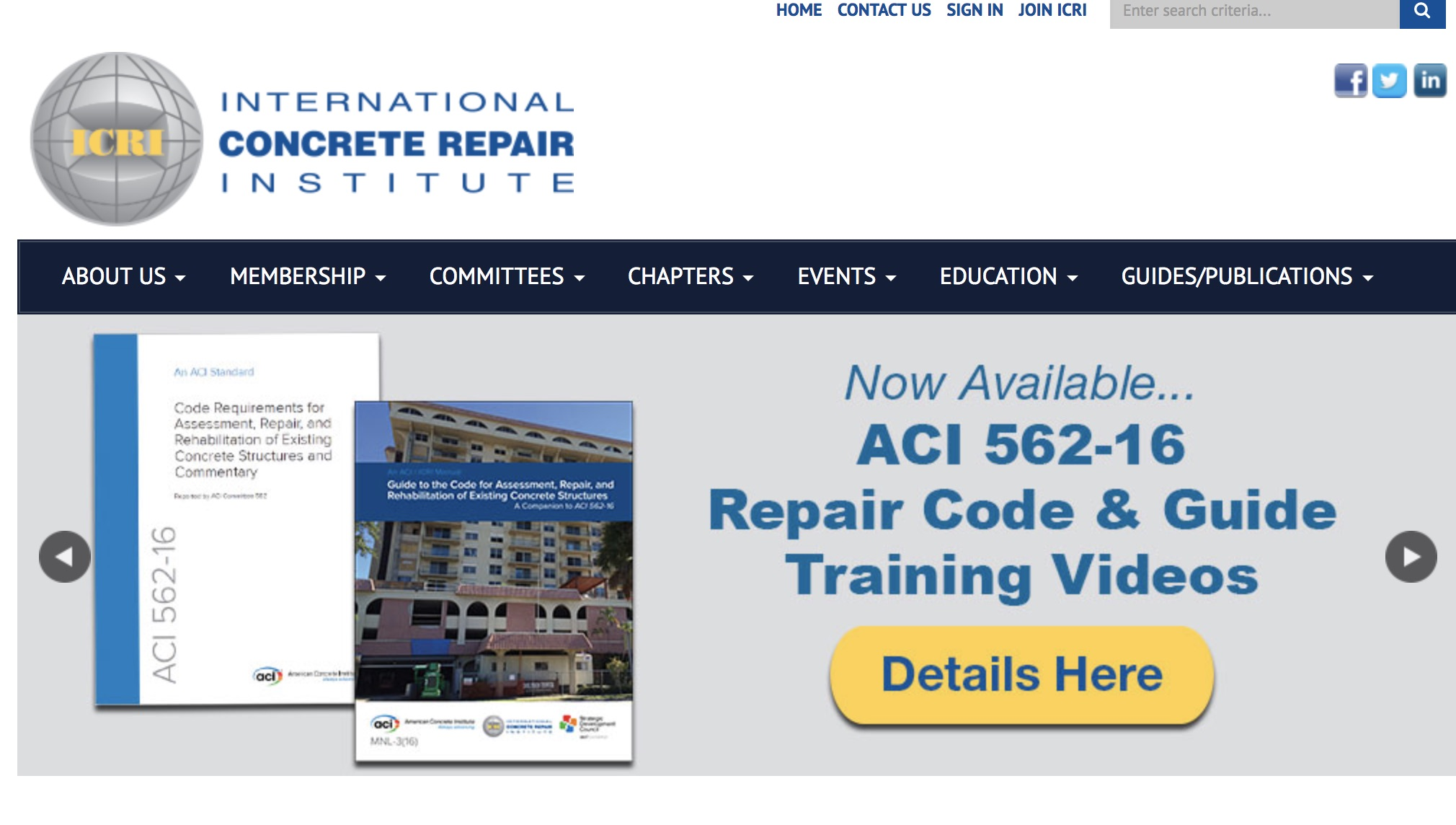 Construction and repair: a selection of news