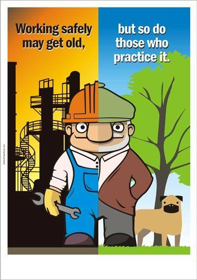 safety stand down poster