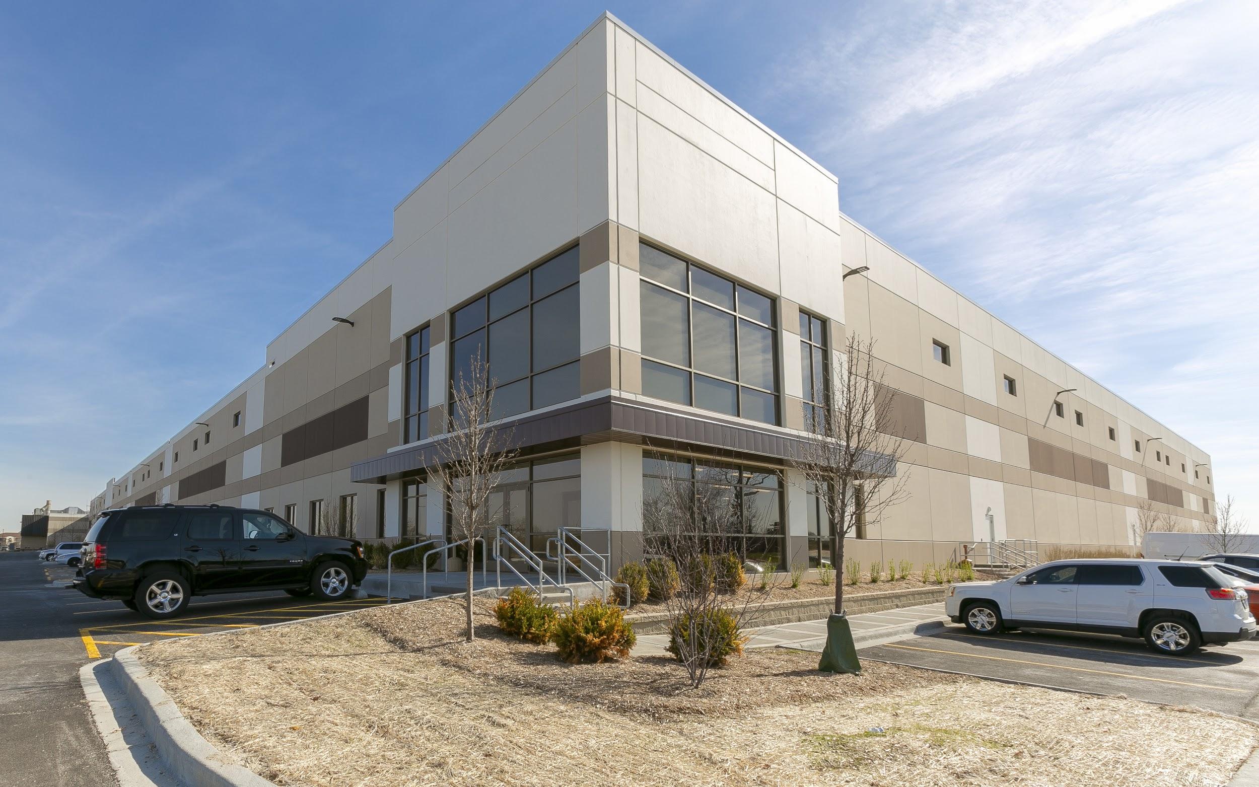 Premier Design Build Group Llc Completes Build To Suit Warehouse
