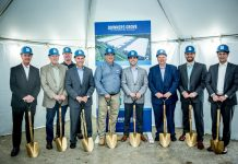 Downers grove groundbreaking