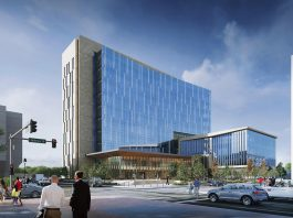 Will County Courthouse rendering