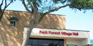 park forest village hall