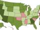 agca state employment map