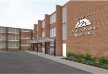Martin Avenue Apartments – 122-unit affordable senior community in Naperville, Ill.