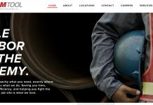 ram tool webpage