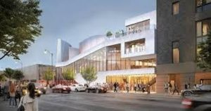 Steppenwolf breaks ground for new theater building