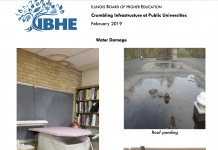 crumbling infrastructure state universities