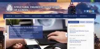 seaoi web page