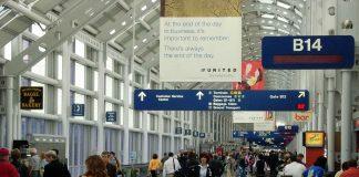 terminal 1 O'Hare