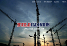 Build Illinois websie