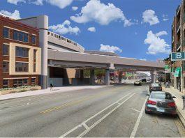 clark street rendering