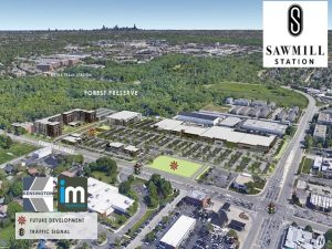 Ground broken for Sawmill Station mixed-use project