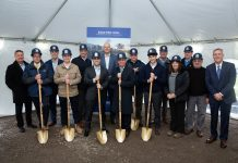 Pemier Itasca ground breaking