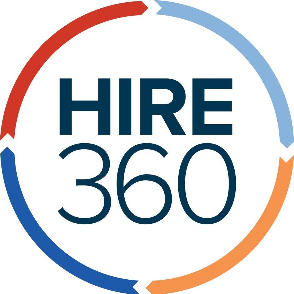 hire360 logo
