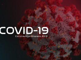 covid stock image