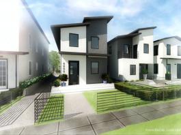 Chicago modular home