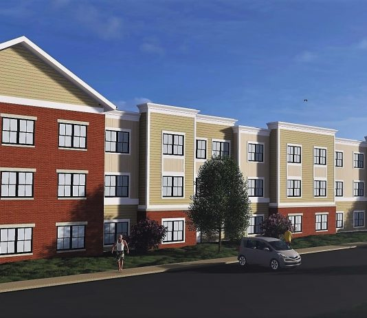 johnsburg school rendering