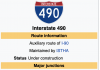 i490 route