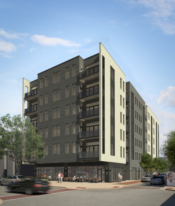 7006 N Glenwood rendering