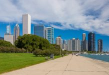 "License: CC0 Public Domain Petr Kratochvil has released this ""Chicago Downtown"" image under Public Domain license. It means that you can use and modify it for your personal and commercial projects."