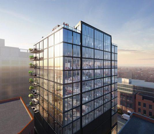 Fulton east rendering