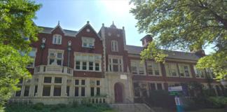 Sullivan High School (Google Street View)