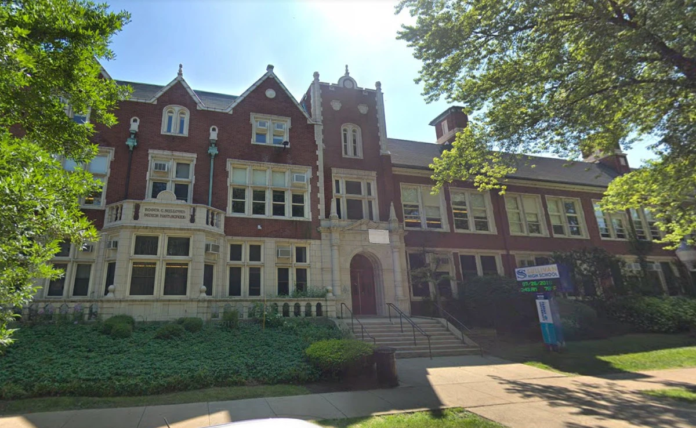 Sullivan High School (Google Street View)