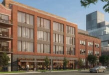 rendering of 1040 W. Fulton
